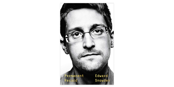 """Permanent Record"" by Edward Snowden"